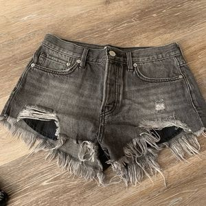 Free people/ we the free shorts